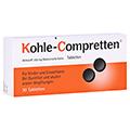 Kohle-Compretten 30 St�ck