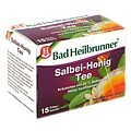 BAD HEILBRUNNER Tee Salbei Honig Filterbeutel