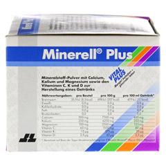 MINERELL plus Pulver 60 St�ck - Linke Seite