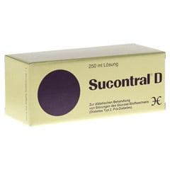 Sucontral D Diabetiker L�sung 250 Milliliter