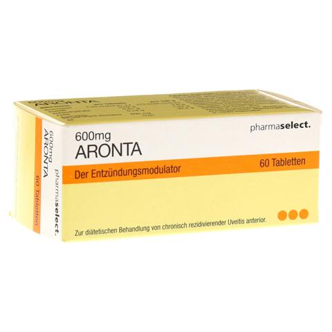 ARONTA 600 mg Tabletten 60 Stück