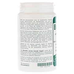 BOSWELLIA 400 mg Extrakt vegetarische Kapseln 200 Stück - Linke Seite