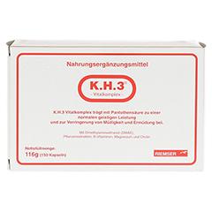 K.H.3 Vitalkomplex Kapseln 150 Stück - Vorderseite
