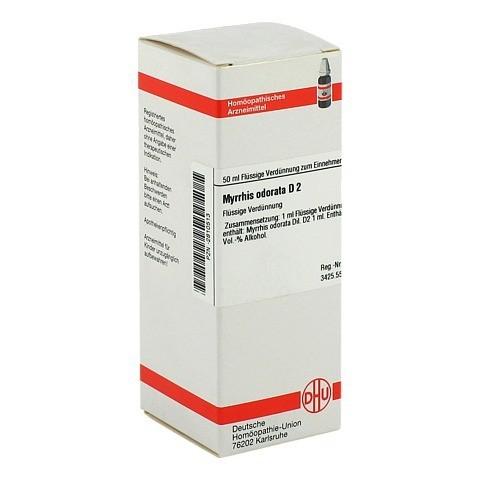 MYRRHIS odorata D 2 Dilution 50 Milliliter N1