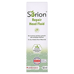 SORION Head Fluid 50 Milliliter - Vorderseite