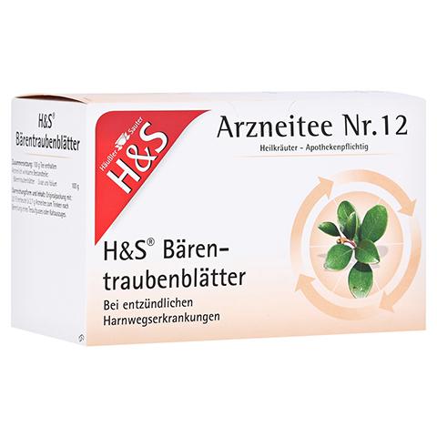H&S B�rentraubenbl�tter 20 St�ck N1
