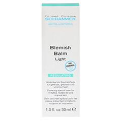 Dr. Schrammek Blemish Balm Light 30 Milliliter - Vorderseite