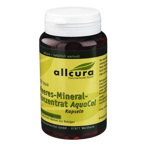 MEERESALGEN Konzentrat Rotalgen m.nat.Calcium Kps. 100 Stück