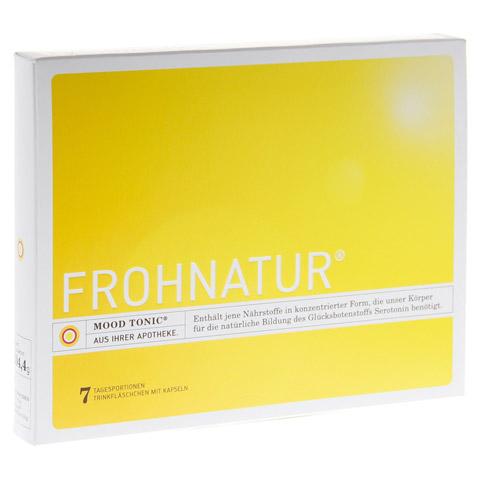 FROHNATUR Mood Tonic Trinkfl�schen m.Kapseln 7 St�ck