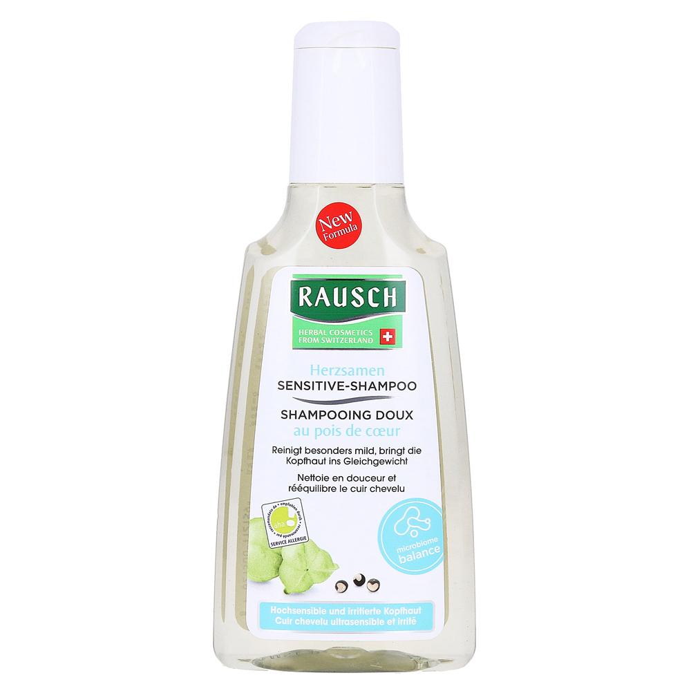 rausch herzsamen sensitive shampoo 200 milliliter. Black Bedroom Furniture Sets. Home Design Ideas