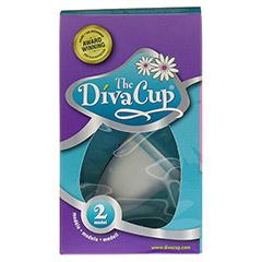 DIVA CUP Menstruations Kappe Gr.2 1 Stück - Vorderseite