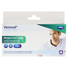 VEROVAL Magen-Vorsorge Selbsttest 1 Stück - Vorderseite