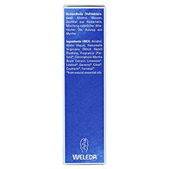 WELEDA Rasierwasser 100 Milliliter - Linke Seite