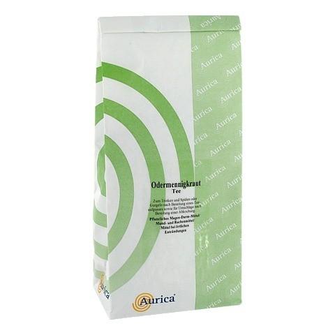 Odermennigkraut Tee Aurica 200 Gramm