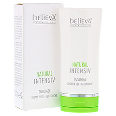 BELIEVA Natural Intensiv Duschgel 200 Milliliter