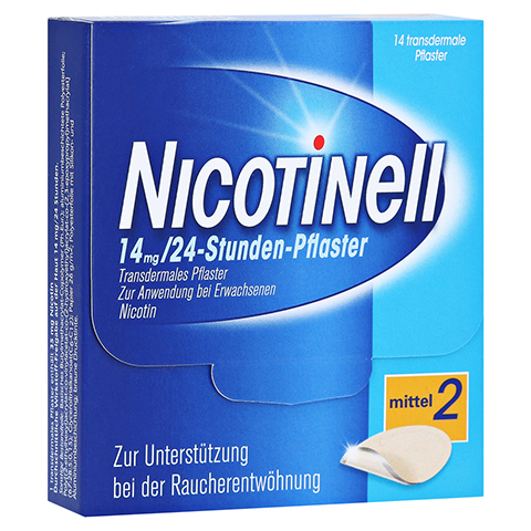 Nicotinell 35mg/24Stunden 14 St�ck