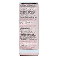 CAUDALIE Resveratrol Lift Lifting Augenbalsam 15 Milliliter - Linke Seite
