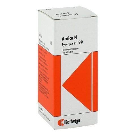 SYNERGON KOMPLEX 99 Arnica N Tropfen 50 Milliliter N1