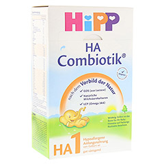 HIPP HA 1 Combiotik Pulver 500 Gramm