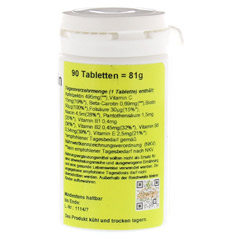 APFELPEKTIN Tabletten 90 St�ck - Rechte Seite