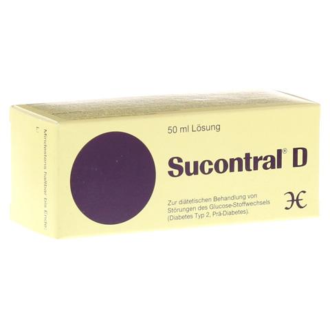 Sucontral D Diabetiker Lösung 50 Milliliter
