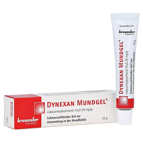 Dynexan Mundgel 10 Gramm N1