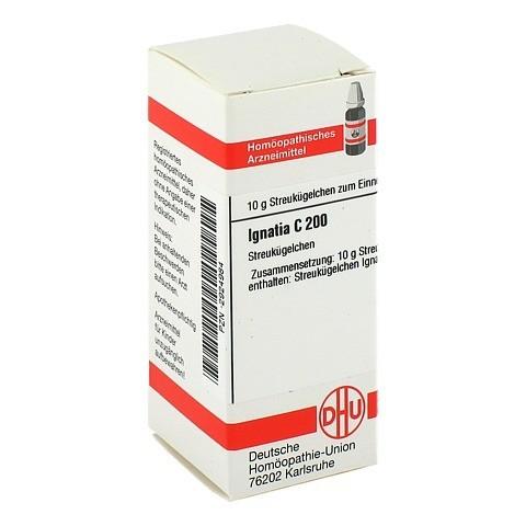 IGNATIA C 200 Globuli 10 Gramm N1