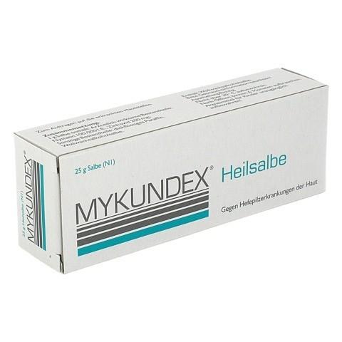 Mykundex Heilsalbe 25 Gramm N1