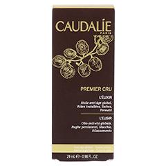 CAUDALIE Premier Cru Elixier Öl 29 Milliliter - Rückseite