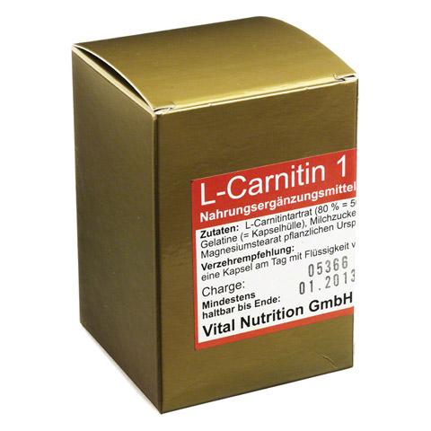 L-CARNITIN 1A Day 500 mg Kapseln 45 Stück