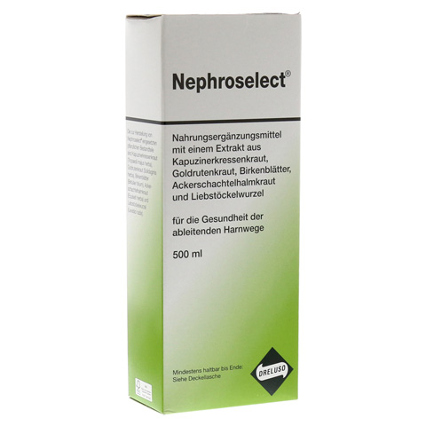 NEPHROSELECT 500 Milliliter