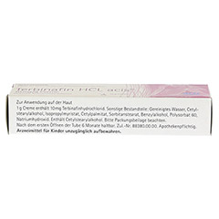 Terbinafin HCL acis 10mg/g 15 Gramm N1 - Oberseite