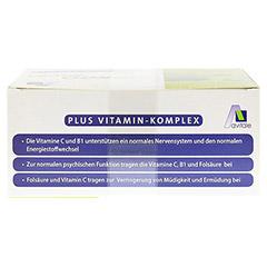 GINKGO 100 mg Kapseln+B1,C+E 192 Stück - Rückseite