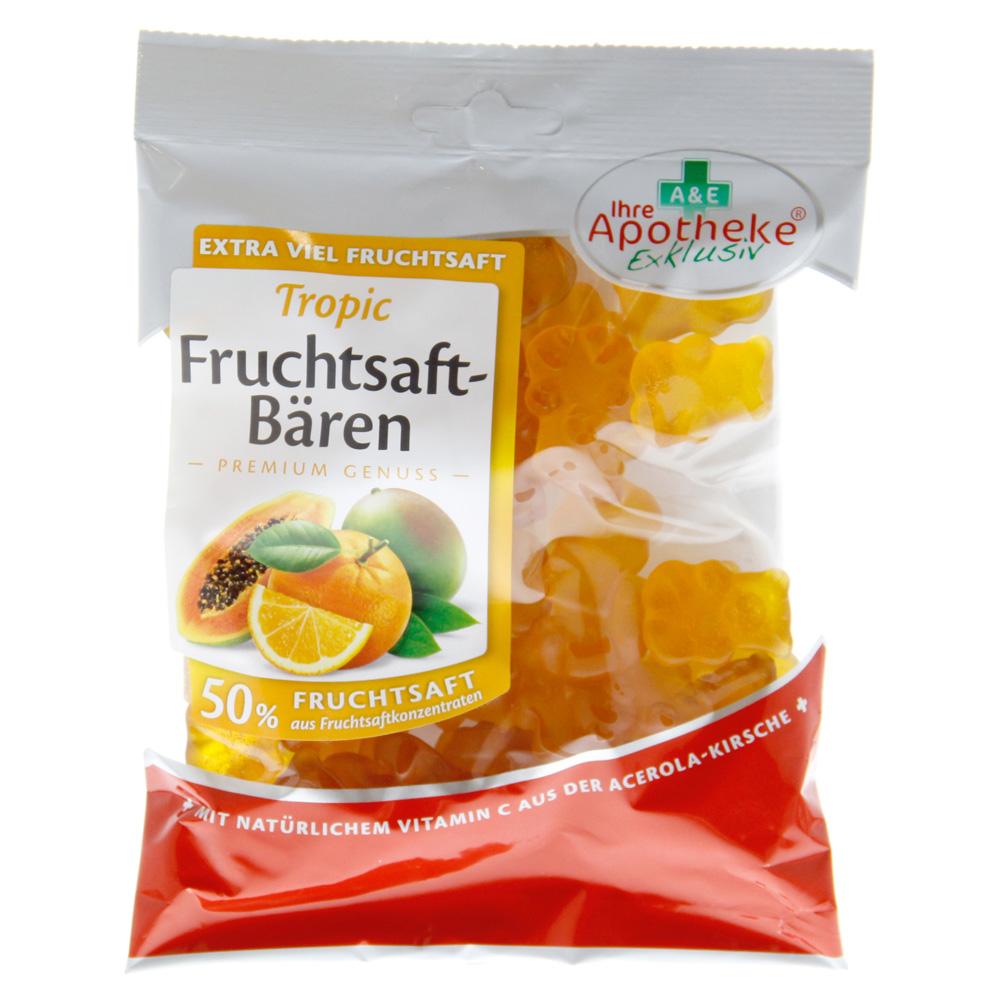 FRUCHTSAFT-Bären Tropic 50% Fruchtsaft apo.exkl. 200 Gramm