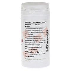 GRANATAPFEL 500 mg Kapseln 60 Stück - Linke Seite