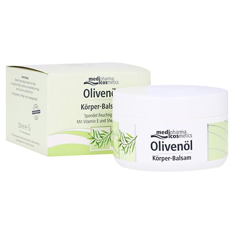 OLIVENÖL Körper-Balsam 250 Milliliter