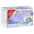 H&S Bio Schlaf gut Baby- und Kindertee Filterbeut. 20 St�ck