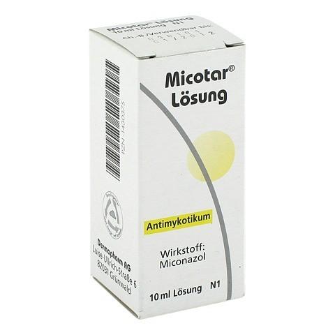 Micotar 10 Milliliter N1