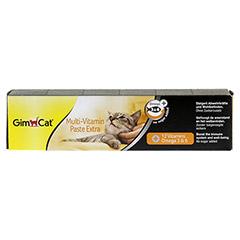 GimCat Multi-Vitamin-Extra Paste für Katzen 200 Gramm - Vorderseite