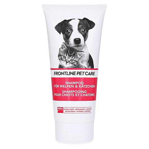 FRONTLINE PET CARE Shampoo für Welpen & Kätzchen 200 Milliliter