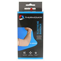 THERMOSKIN Elastische Bandage Ellbogen L 1 St�ck - Vorderseite