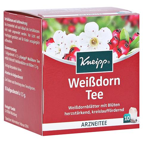 KNEIPP TEE Weißdornblüten Btl. 10 Stück