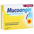 Mucoangin gegen Halsschmerzen Waldbeere 18 St�ck
