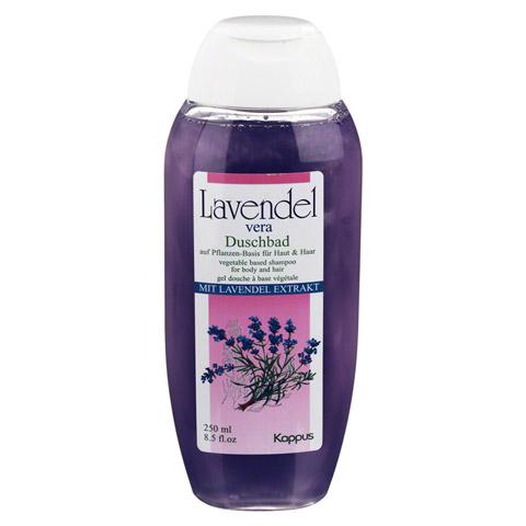 KAPPUS Lavendel Vera Pflanzenölduschbad 250 Milliliter