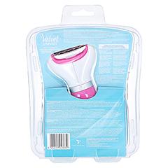 SCHOLL Velvet smooth Express Pedi pink 1 Stück - Rückseite
