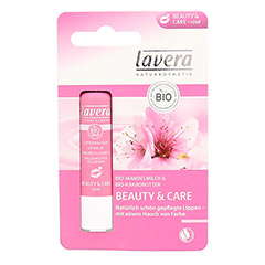 LAVERA Lippenbalsam beauty & care rose 4.5 Gramm