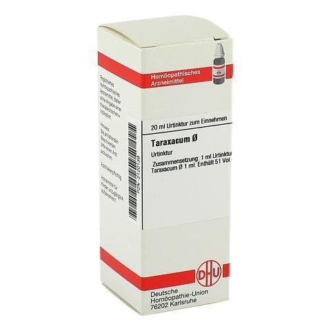 TARAXACUM Urtinktur 20 Milliliter N1