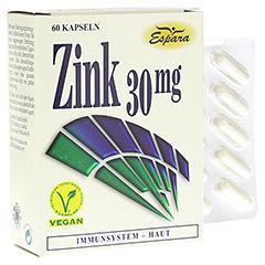 ZINK 30 mg Kapseln 60 Stück