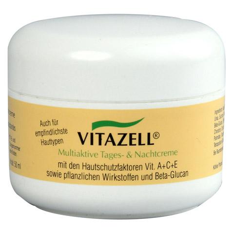 VITAZELL-Hautcreme 50 Milliliter