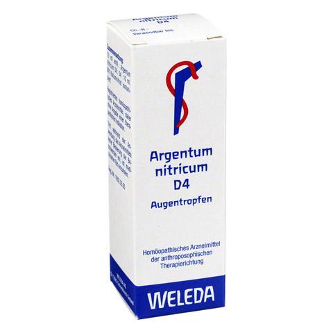 ARGENTUM NITRICUM D 4 Augentropfen 10 Milliliter N1